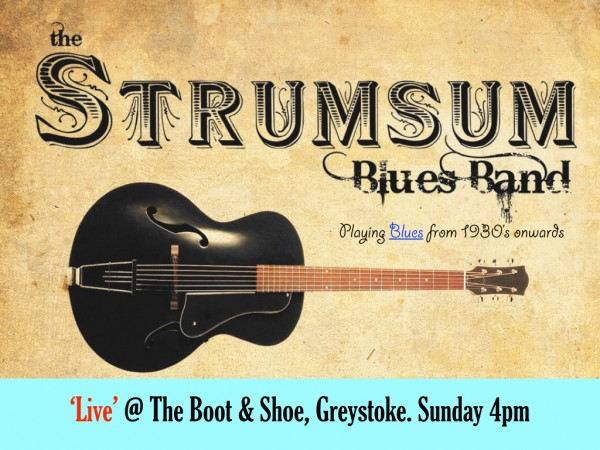 Boot and Shoe Inn –Live Music with Strumsum - Boot and Shoe